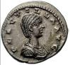 Monedas de Emperatrices Romanas Plauti10