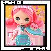 Cupcake-Doll