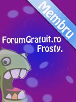 Frosty.
