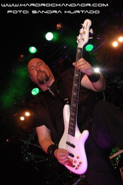 <<CRÓNICA>> RAGE + TYR + COMMUNIC + SCAR OF THE SUN (05/04/2012) Sala Caracol (Madrid)  Rage510
