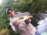 Pêche du black bass 759-23