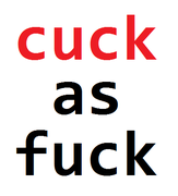 cuckasfuck