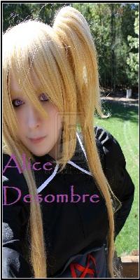 Alice Desombre B.