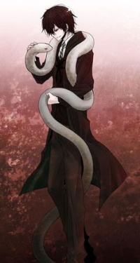 Snake Edward Talbot