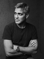 George Clooney in print and on TV 1493-18