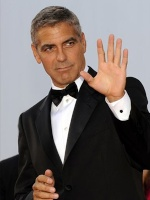 George Clooney in print and on TV 47-24