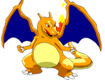 legendary Charizard