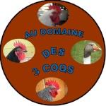 Aux Domaines des 3 Coqs