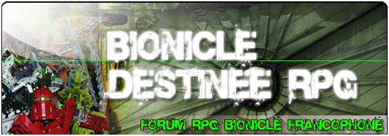 Bionicle Destinée RPG