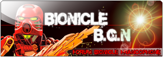 bionicle BGN