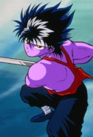 High and Violet Hiei