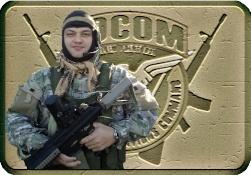 3° Sgt Fábio Cantiero