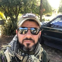 Third Sgt Tiago Macedo
