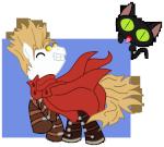 Vash the Pony