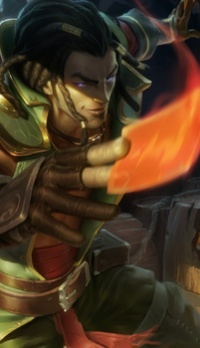 (Ancien) Twisted Fate