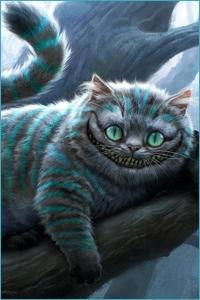 Cheshire's Cat