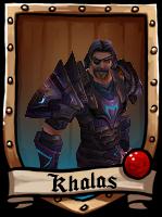 Khalas Griefblade