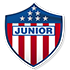 JUNIOR DE BARRANQUILLA ID: FromColombia1969 538-43