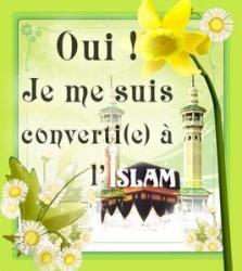 Musulmane reconvertie