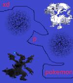 xd p pokemon, l'invisible