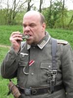 Oberfeldwebel Christof