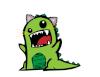 Dino-gatito