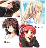 Kiaria-Bella-Ivie-Jessie