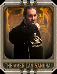 TheAmericanSamurai
