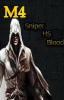 [~M4~]Sniper HS Blood