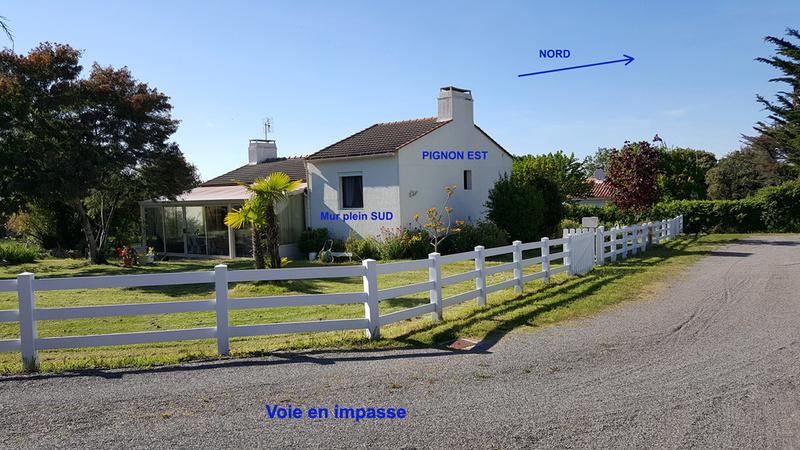 Maison à vendre en Vendée. Idéale pour l'Astronomie. 20190510