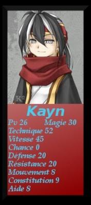 Kayn Sacrifar