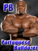 Portuguese bulldozer