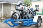 Transporter facilement sa moto 583-61