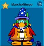 Marchofthepe