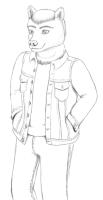 Dusty-san