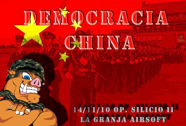 14/11/10 Op.Silicio II: Democracia China - La Granja Airsoft - Partida abierta Democr11