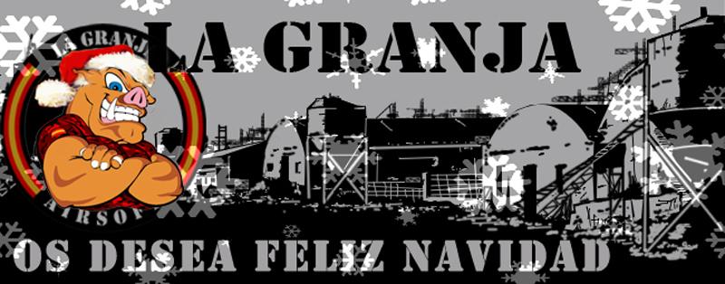 """22 y 23/12/12 – Últimas partidas en La Granja """"Days of Fortune y """"Eran prescindibles""""                                                                                                                                                                           Lagran10"""