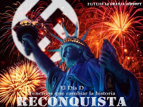21/11/10 Reconquista: El día D. Tenemos que cambiar la historia. Reconq11