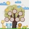 Kit Dear Zoo by Cris Oliveira e Sugary Fancy Árvore: Minikit Spring Bliss by Kristie Cucchiari Tag: Write it Down by Crisdam Designs