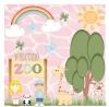 Capa para mini álbum, bloquinho, ou qualquer outro item à sua escolha que pode ser personalizado como lembrancinha!  Kit Digital Zoo Park- Joice Roberto