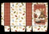 Kit Dear Friends by Nitwit Template Hybrid Box 5 by Micheli Boroni