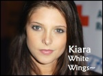 Kiara White Wings