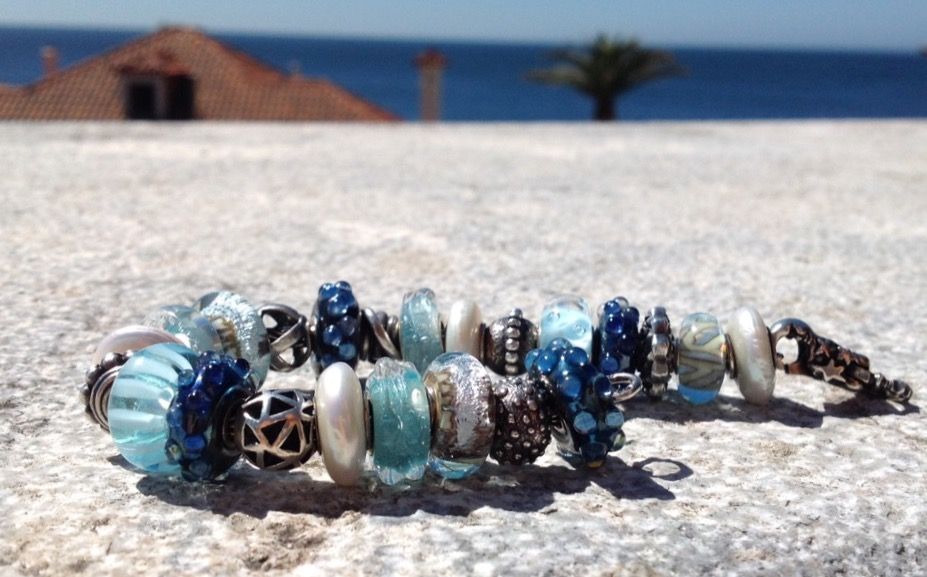 dreaming of Portugal - blue bracelet Image200
