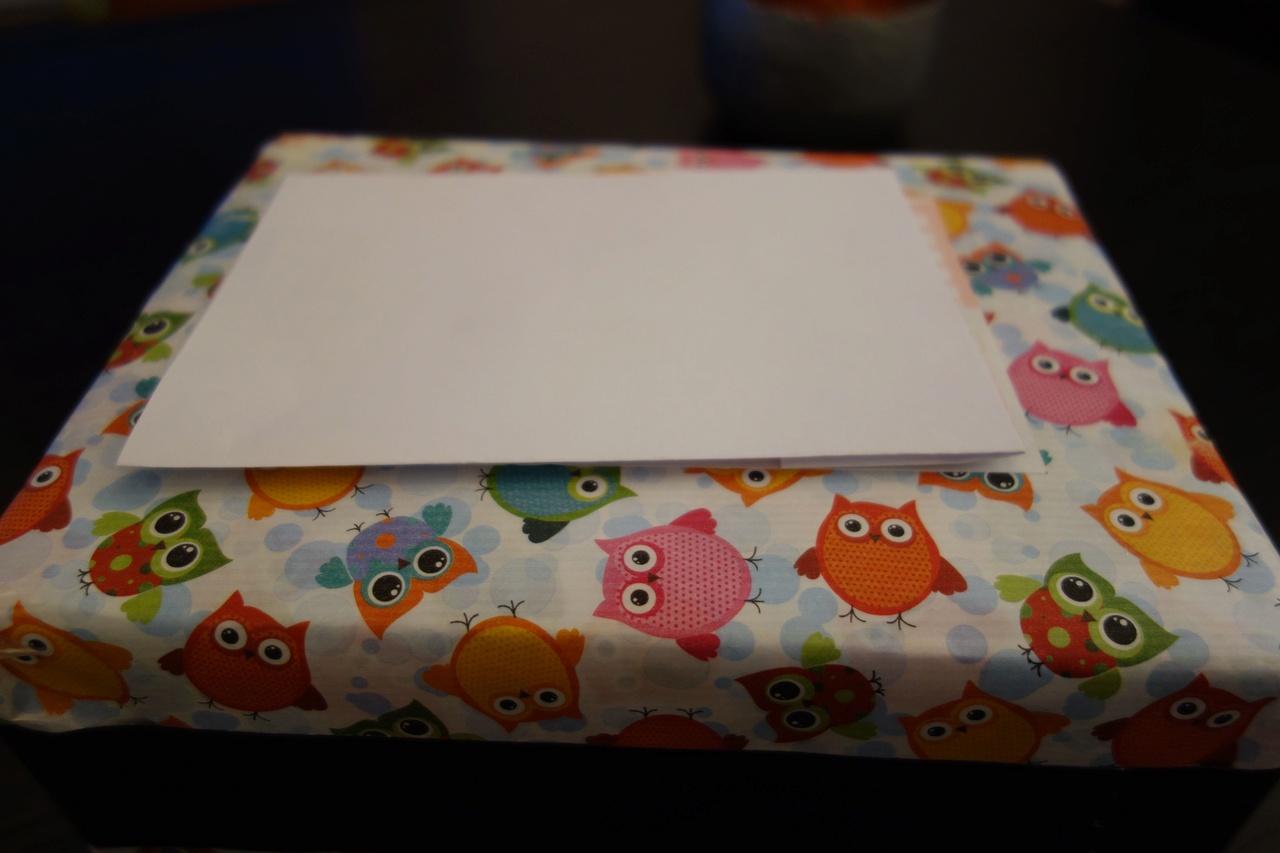 Most wonderful Hygge parcel received :) Paket_10