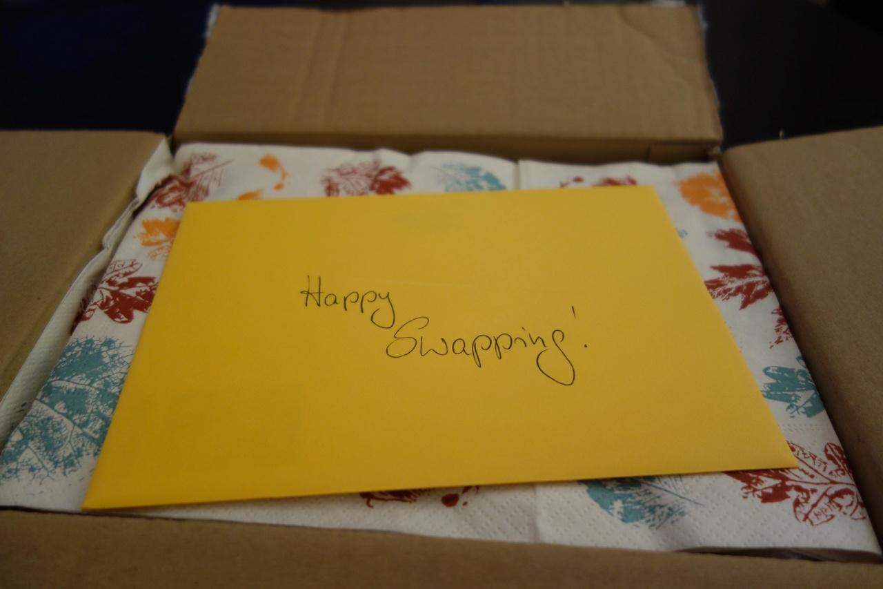 Most wonderful Hygge parcel received :) Paket_11