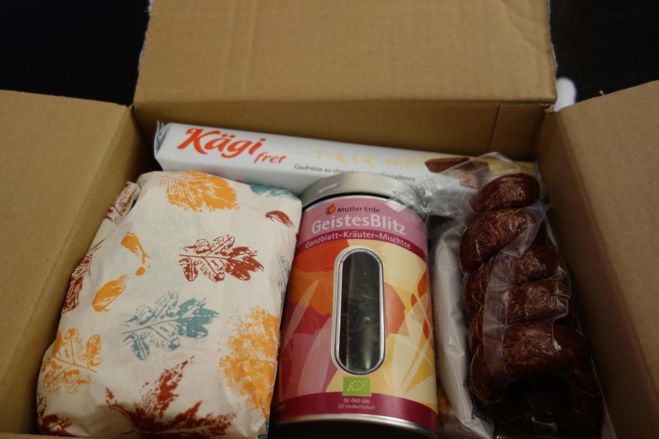 Most wonderful Hygge parcel received :) Paket_12