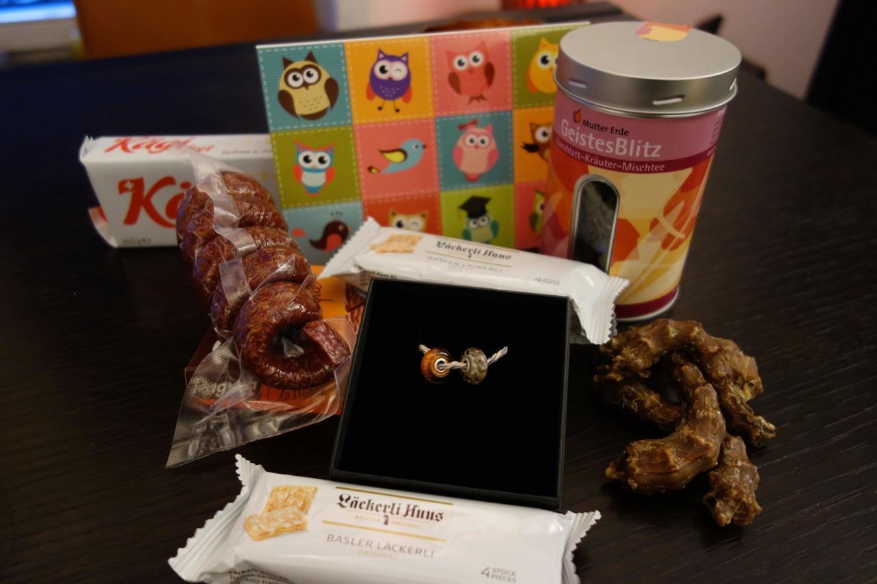 Most wonderful Hygge parcel received :) Paket_13
