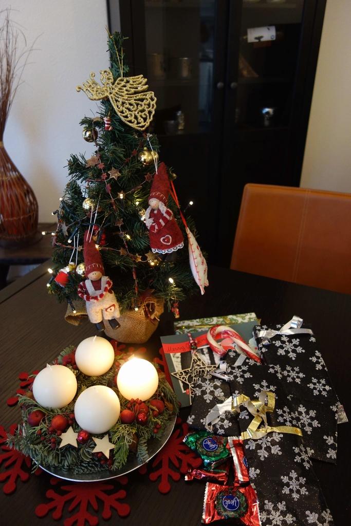 Most Wonderful Secret Santa Parcel Arrived  Secret21
