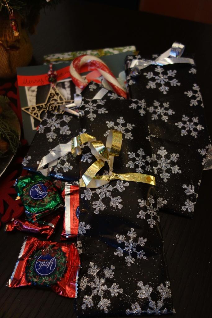Most Wonderful Secret Santa Parcel Arrived  Secret27