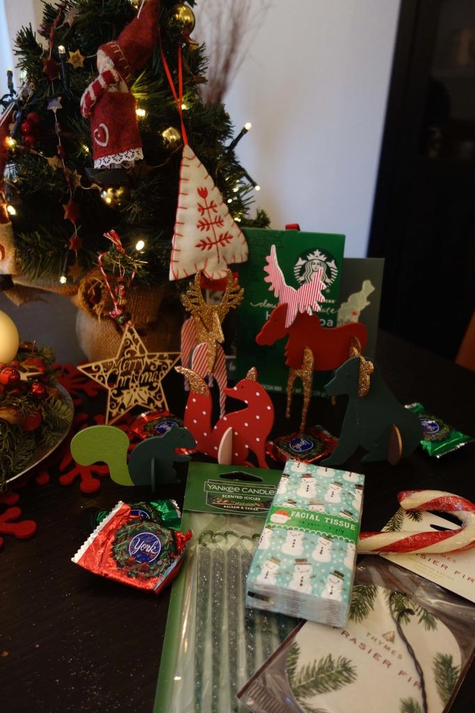 Most Wonderful Secret Santa Parcel Arrived  Secret28
